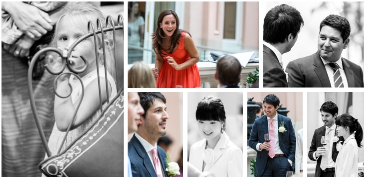 London Wedding Photographer Wallace Collection