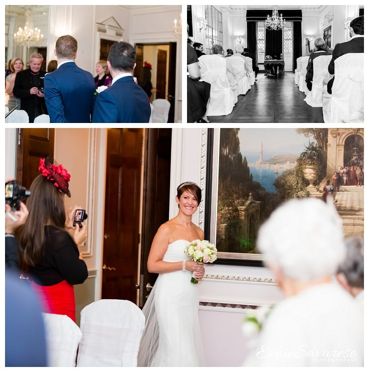 Connaught Hotel Wedding Photographer London Mayfair