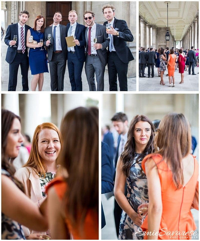 Greenwich Wedding Photographer Old Royal Naval College 22
