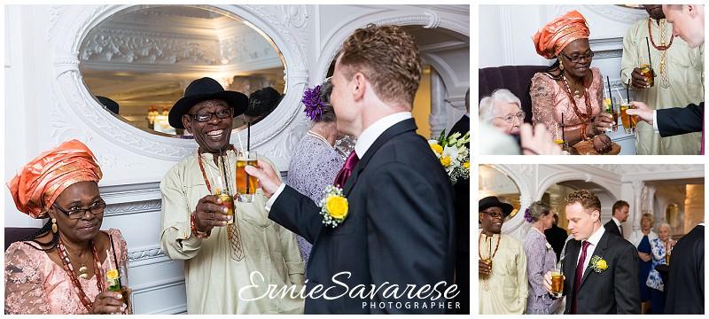 London Mayfair Wedding Photographer St Ermins Hotel 14