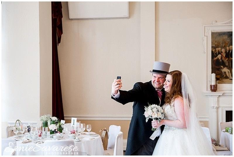 Trafalgar Tavern Wedding Photographer Greenwich London