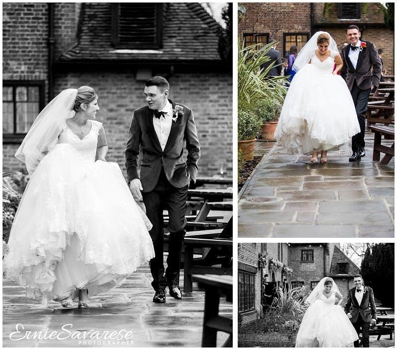 Tudor Barn Eltham Wedding
