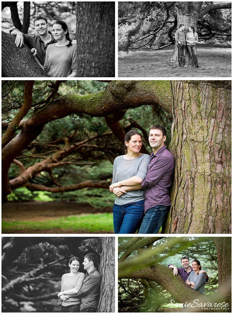 Couples Portrait Photoshoot Greenwich Park London (3a)