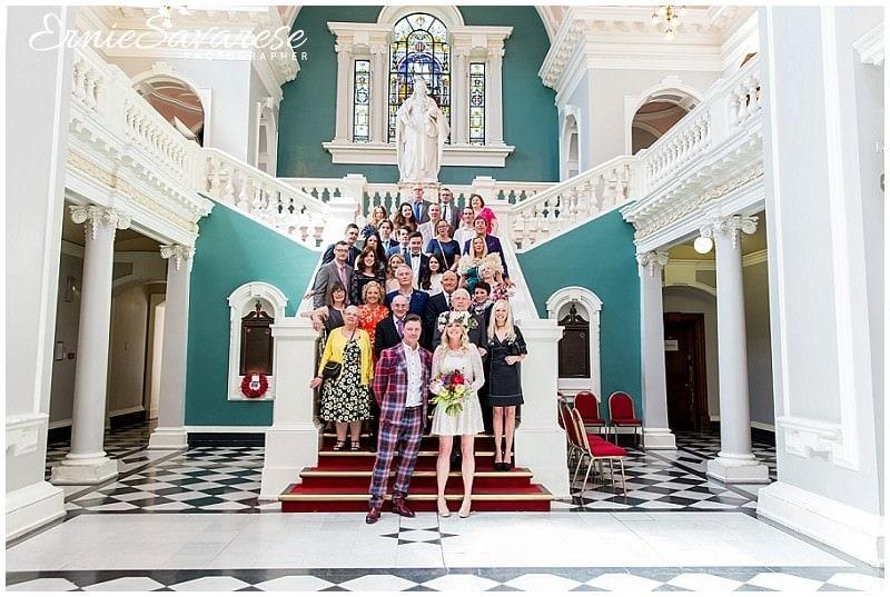 Wedding Photographer Greenwich Tavern Woolwich Town Hall (8)