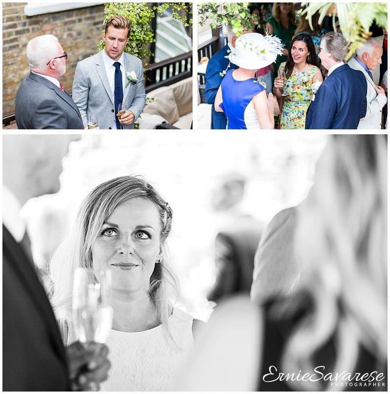 Wedding Photographer London Ernie Savarese