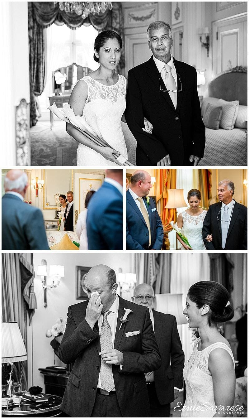 Wedding Photographer London Ritz Piccadilly