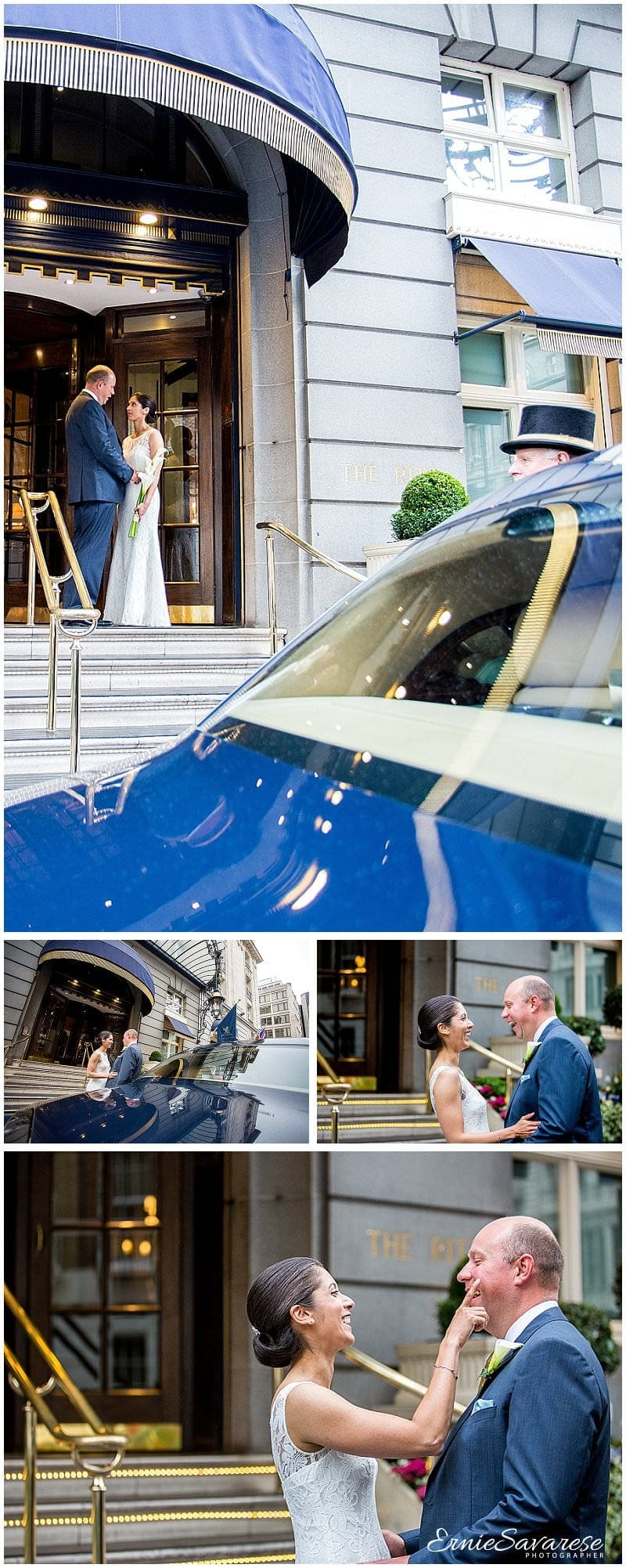 Wedding Photographer London Ritz Piccadilly