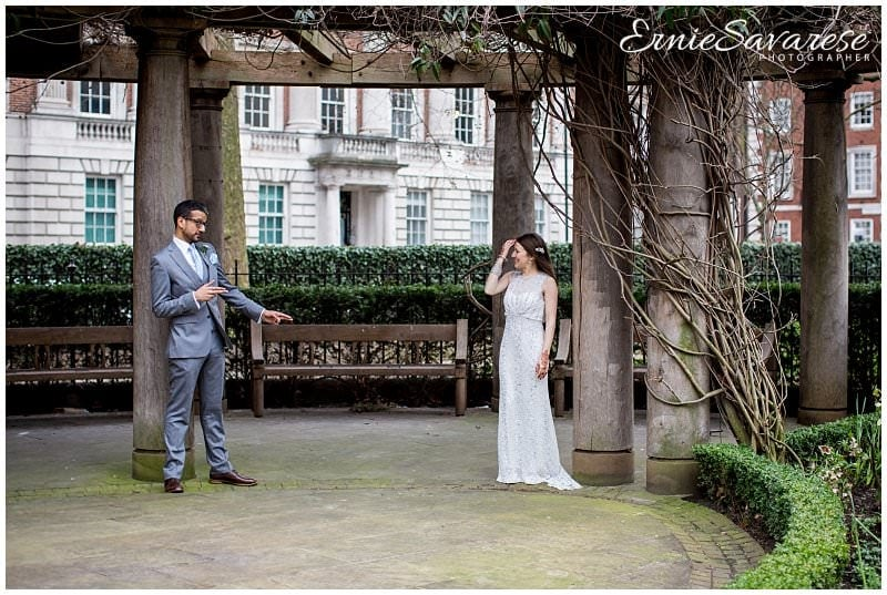 London Wedding Photographer Mayfair Library
