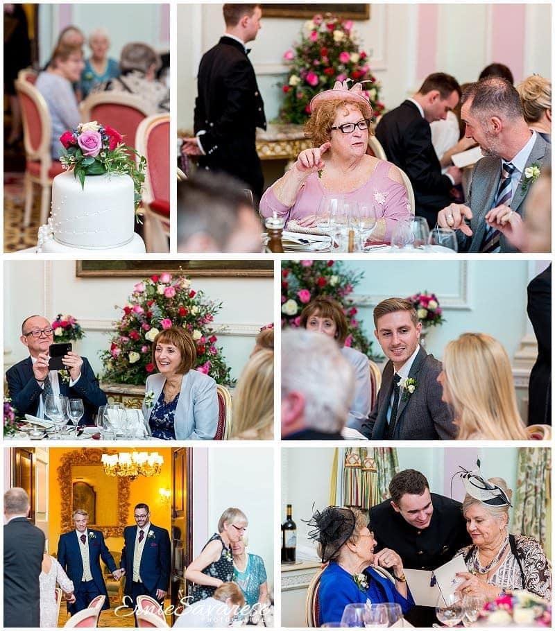 Ritz Hotel London Wedding Photographer