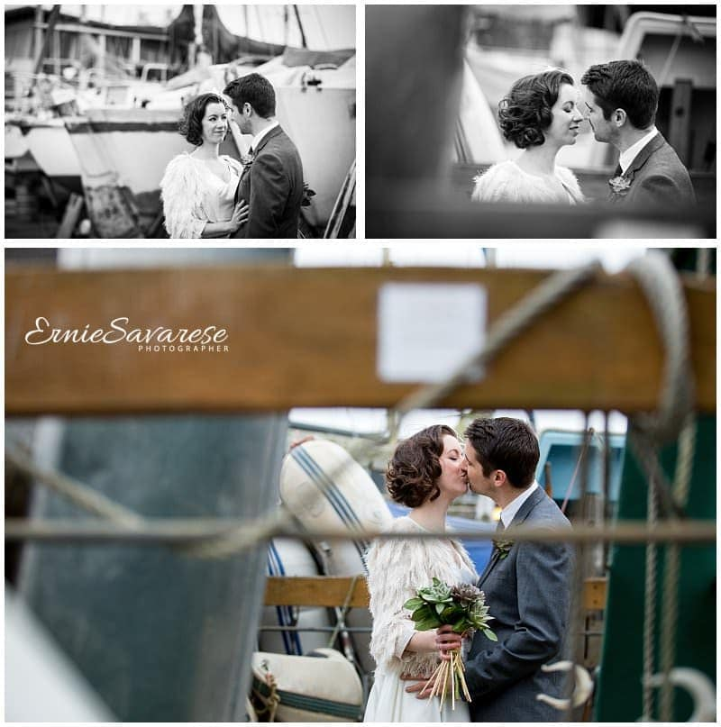 Wedding Photography London Greenwich Yacht Club