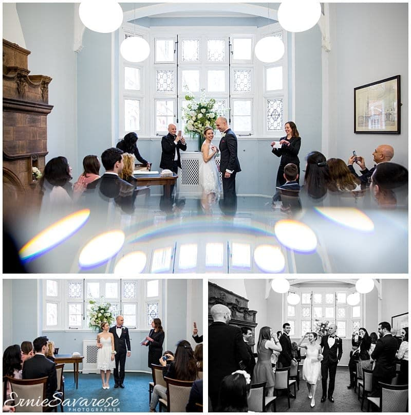 Mayfair Library Wedding Photography Westminster