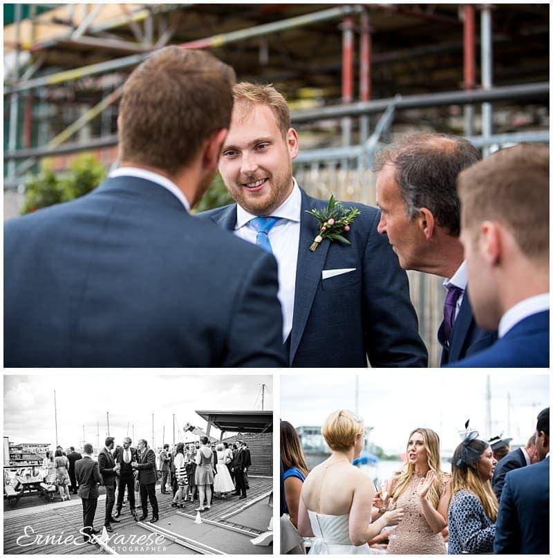 Greenwich Yacht Club Wedding Photographer Eltham College