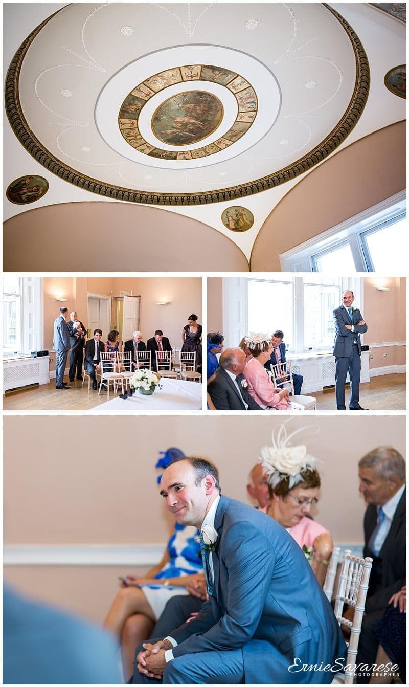 Wedding Photographer London Westminster Langham Hotel