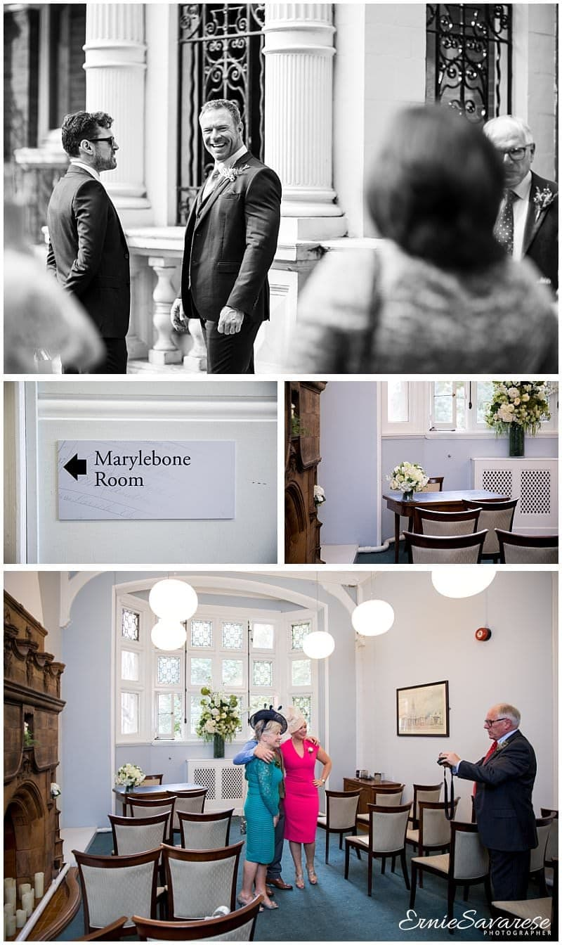 Mayfair Library Wedding Photography