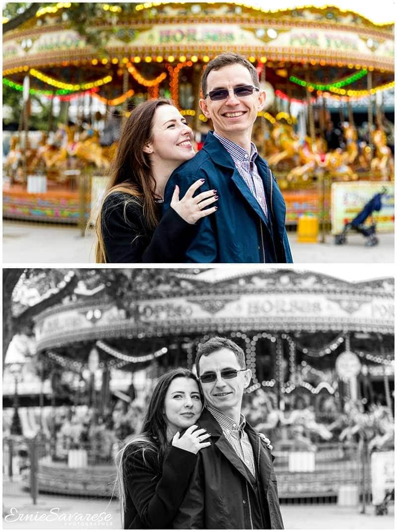 Couples Photoshoot London Portrait