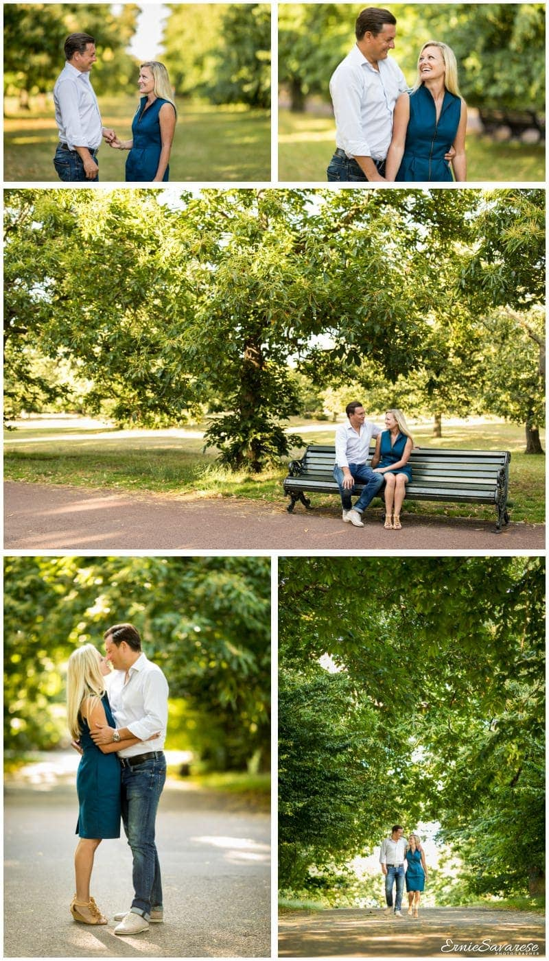 Couples Engagement Photographer London