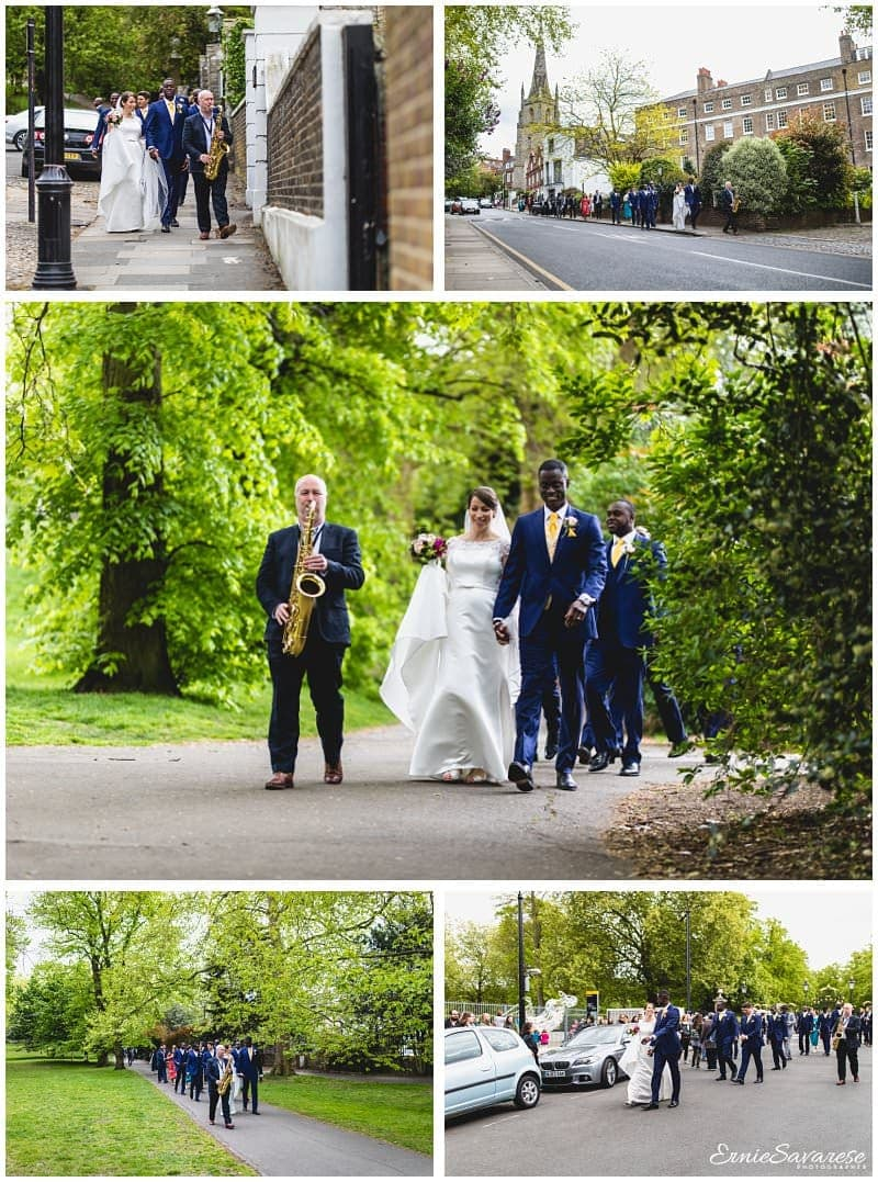 Devonport House Greenwich Wedding Photographer London