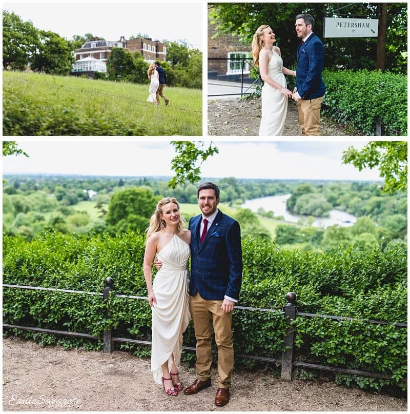 London Wedding Photographer Richmond