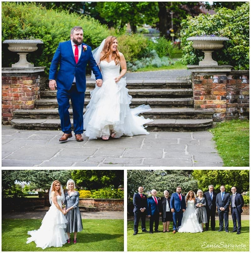 Wedding Photography Greenwich Tudor Barn Eltham