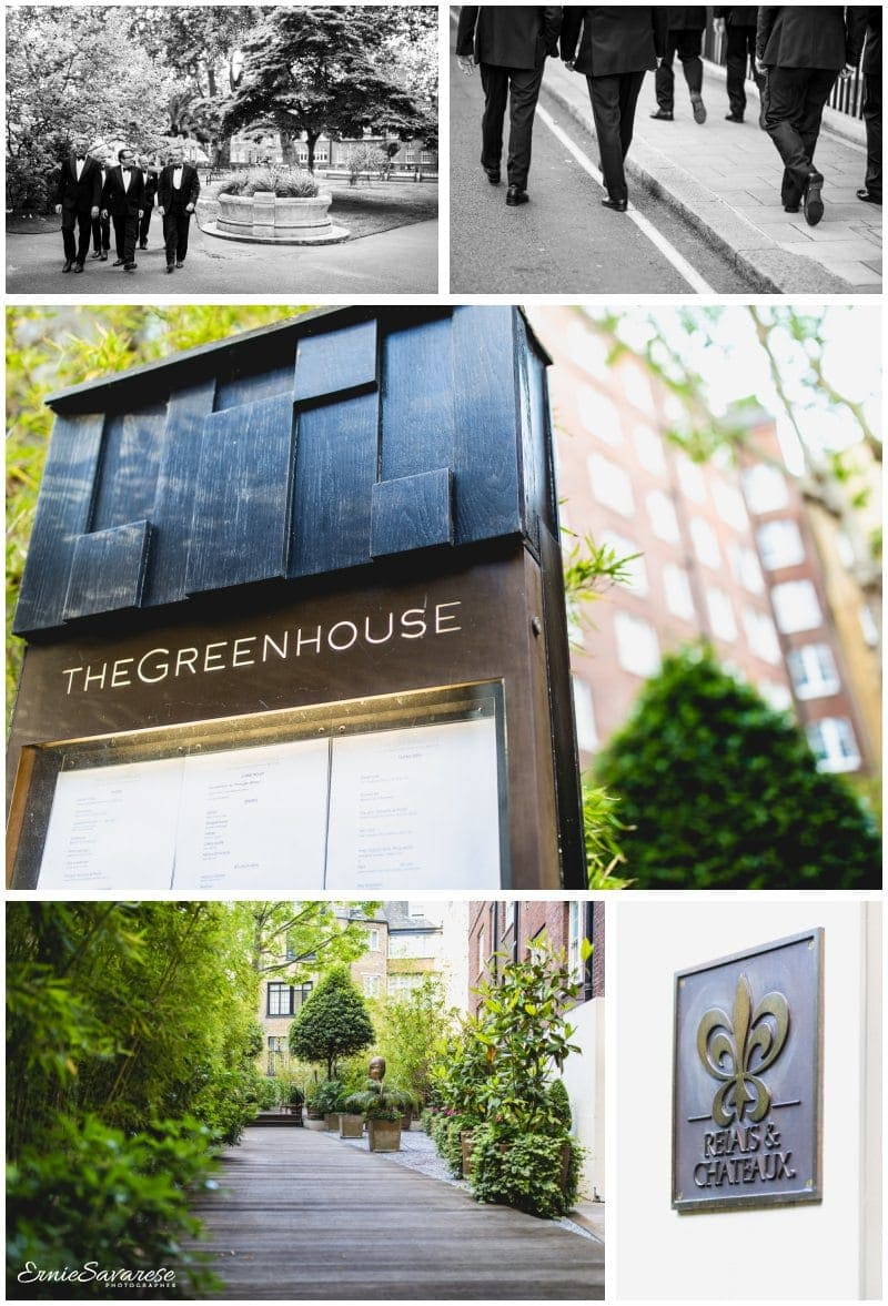 London Mayfair Wedding Photography