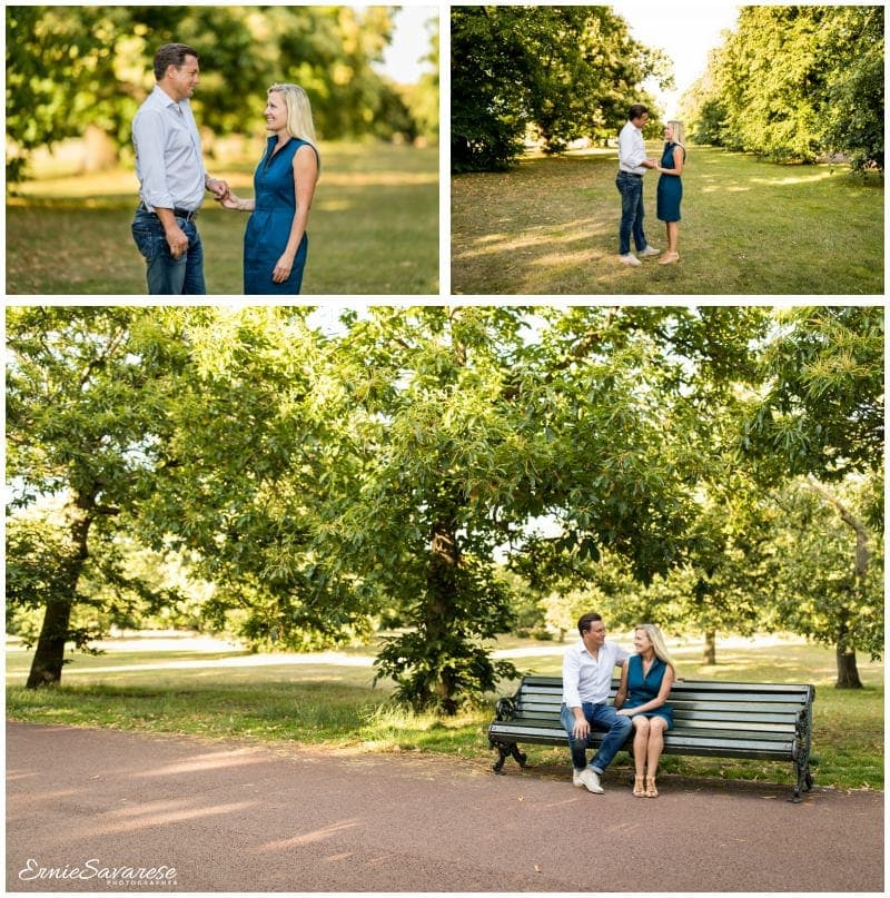 Pre Wedding Shoot Engagement Session Greenwich London