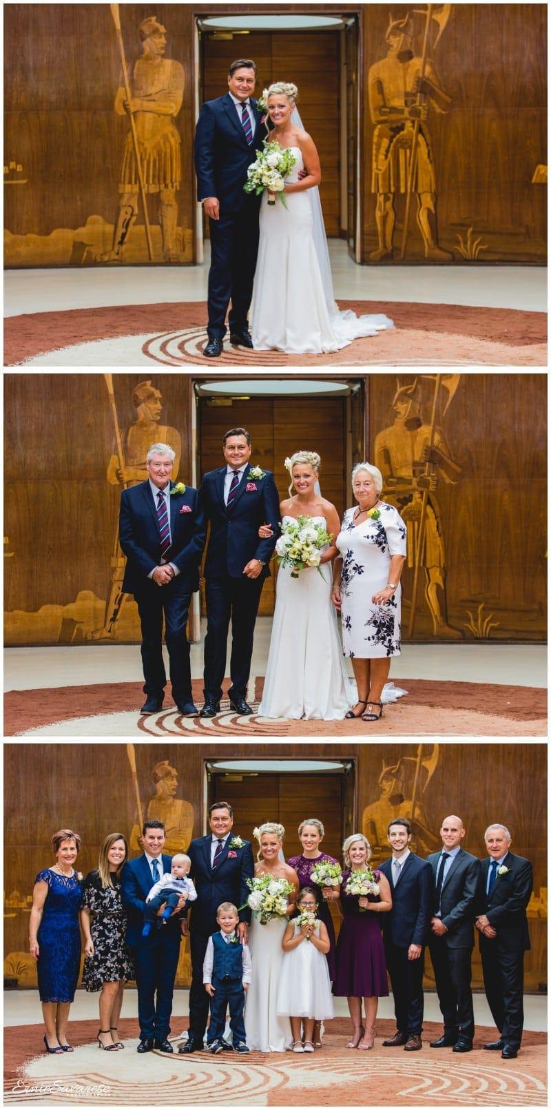 Eltham Palace Wedding Photography